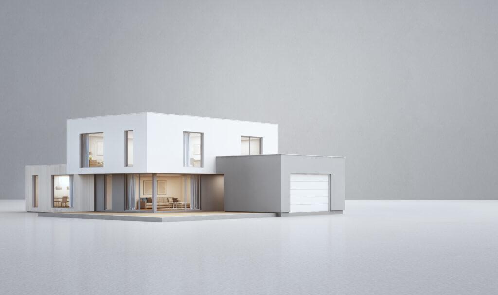 Moderne Haus