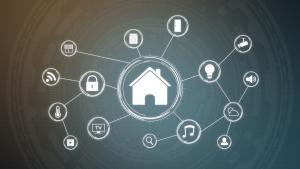 Ein Konzept eines Smart Homes