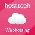 Webhosting via Hosttech